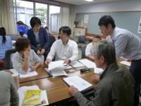 やさしい日本語への書き換え演習