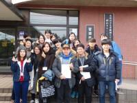 松江キャンパスの学生と