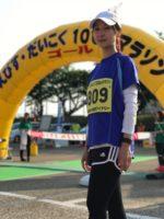えびす・だいこく100キロマラソンに参加しました!