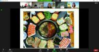 重慶の鍋料理!歓声があがりました