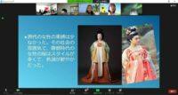 唐時代の民族衣装