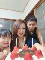 お母さんの誕生日!家族でお祝いしました